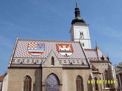 Croatai: Zagreb