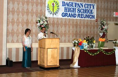 Grand Reunion 2003 Filipiniana