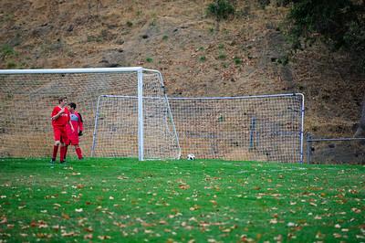 2011 Mustang Soccer - Saddleback Tournament - Game 3