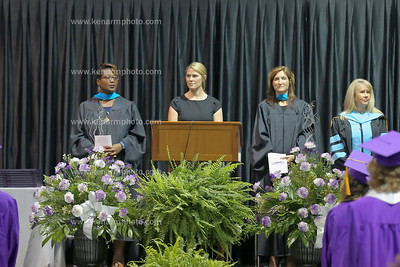 West Bladen Class of 2018 Stage