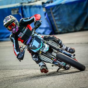 2015 AMA Supermoto Round 3 (NHMS)