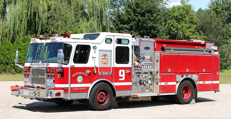 Engine 9   2008 E-One Cyclone  2000 / 750 / 30A / 30B