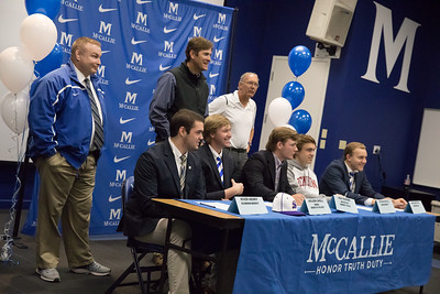 Signing Day - April 11, 2018