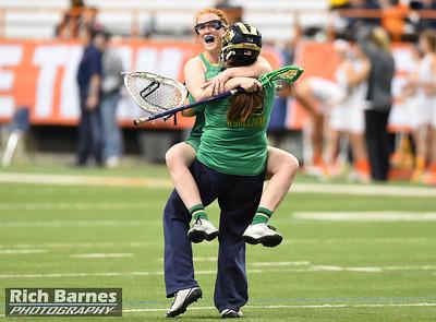 NCAA Women: ND vs SU; 4/4/15