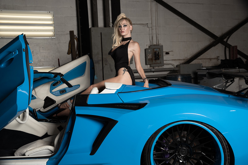 Photo shoot at Valdor Supercar workshop  ( https://vaydorsupercar.com ) where luxury supercars are manufactured. They drive like a race car but are designed to cruise the street in style. Photos by: Joe Mestas, www.joemestas.com
