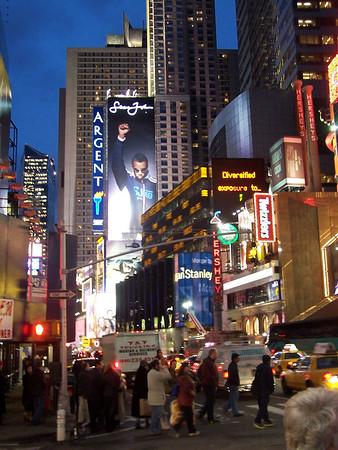 Radio City November 2005
