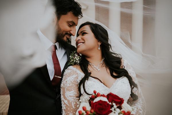 Lisa & Stephen Wedding Day