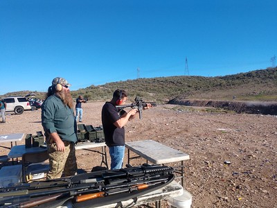 12-8-18 3PM SHOOTING/ATV GUS MITCH