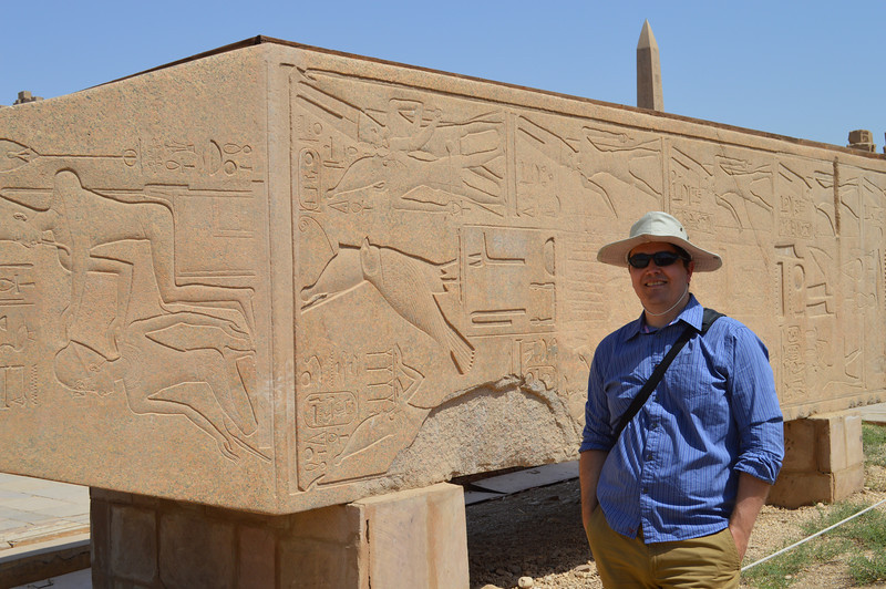 30452_Luxor_Mike at Karnak Temple.JPG