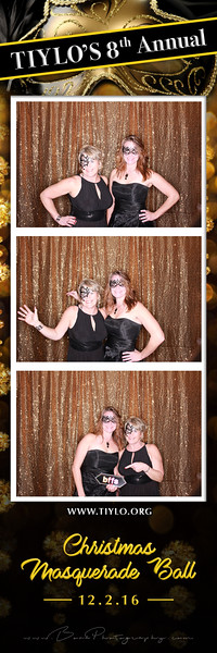 8th Annual Christmas Masquerade Ball