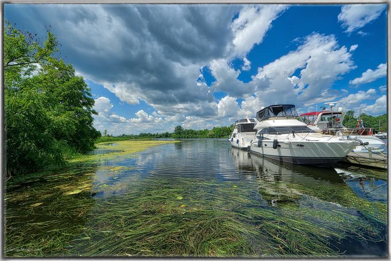Merrickville Rideau River