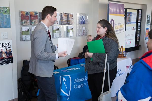 Healthcare Career Opportunities Day - Dec. 2017
