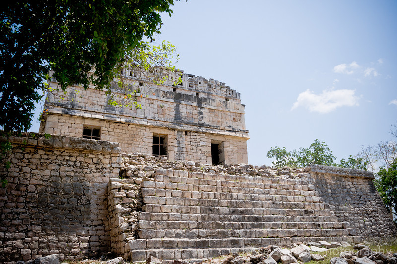 Red House, Chichen Itza