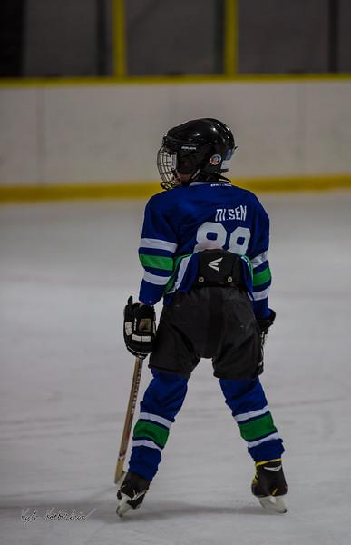 Landon On Ice
