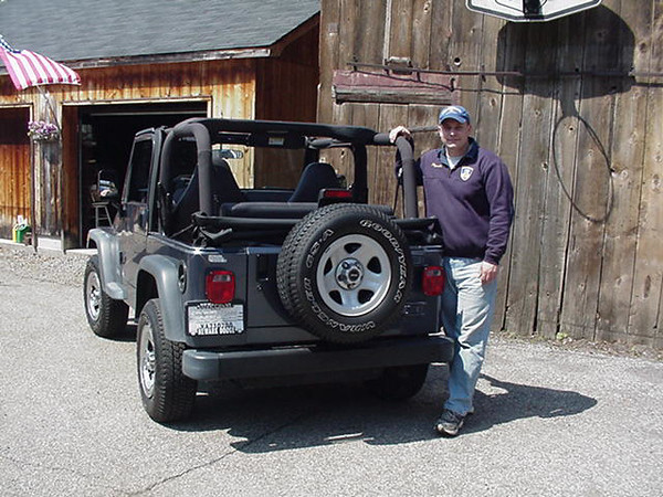 Joe Jeep 5