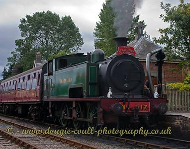 Strathspey Heritage Railway
