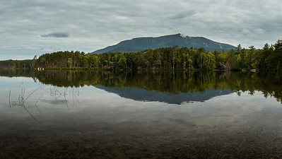 Baxter State Park, Maine, USA