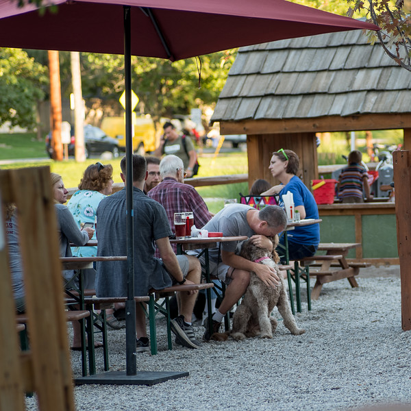 Yappy Hour at KC Bier