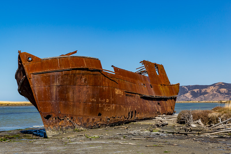 Wrack der «SS Waverley»