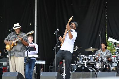 2015 Richmond Jazz Festival - Love Logic