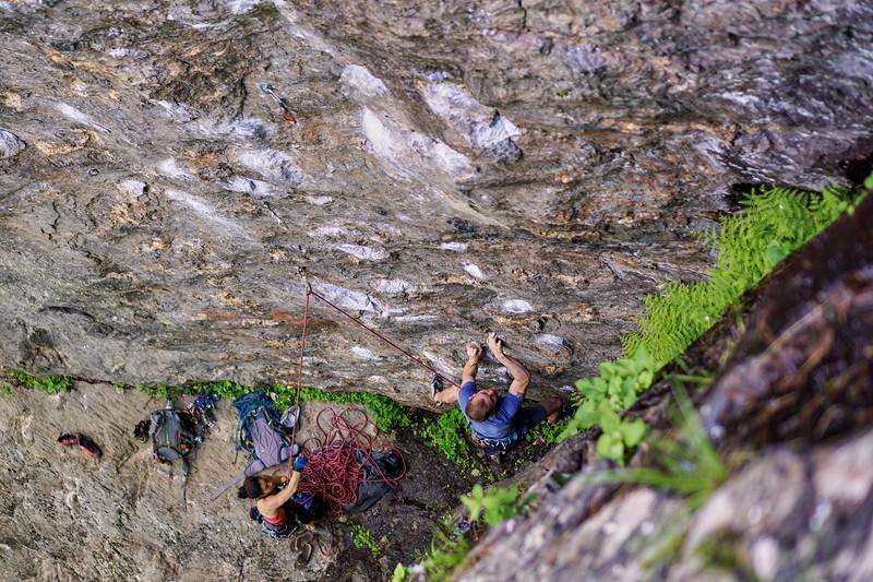 North East Climbing