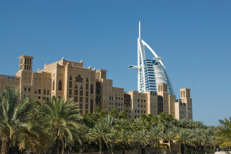 Burj al Arab 5 - Dubai, UAE