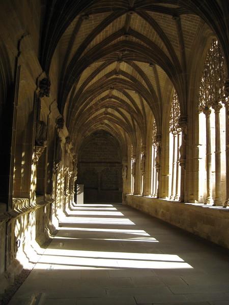 Santa Maria de la Real Monastery, Nájera - Johanna Frymoyer *12