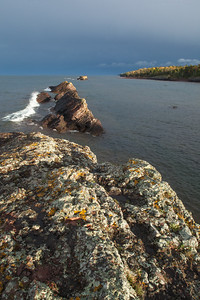 Rocky Point, Lake Superior