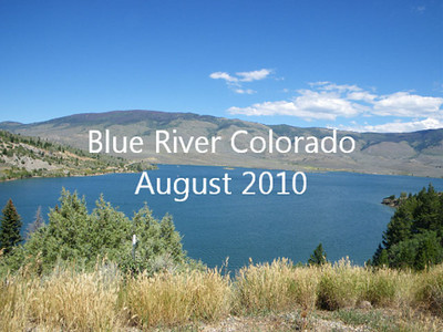 Blue River - Green Mtn Canyon 8.21