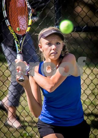 2016 BHS Tennis vs Central