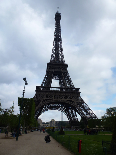 Paris (May 5-6, 2012)