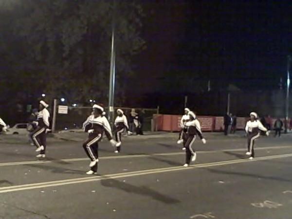 Douglass High Majorettes, Parade.jpg