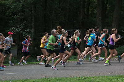 Truskey Run, Tuscarora State Park, Barnesville (8-25-2012)