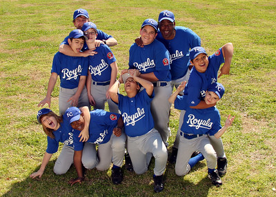 Royals Photo day