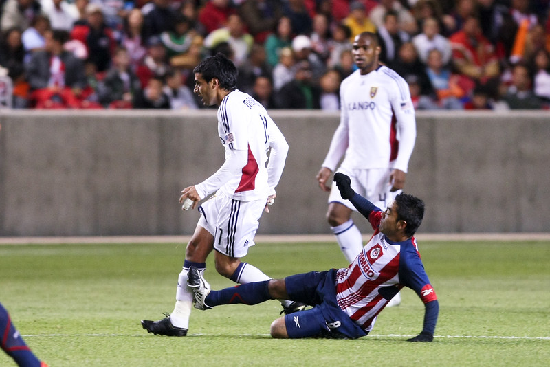2009-10-07 v Chivas Guadalajara