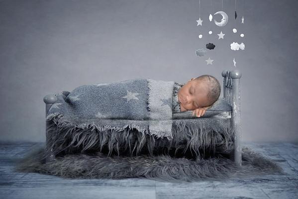 Baby Joey - Newborn Session