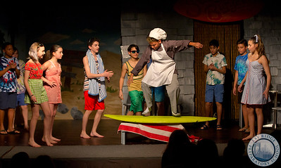 """Middle School Play 2020: """"Surf's Up"""""""