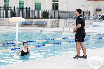 Aqua Aerobics Group Fitness Fall 2018
