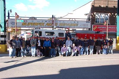 FDNY Benefit Bus Trip 2015