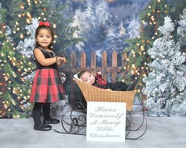 Emma & Nicholas Christmas 2020