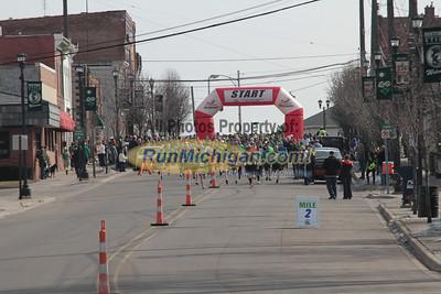Start 5K & 1 Mile - 2013 Lucky Leprechaun
