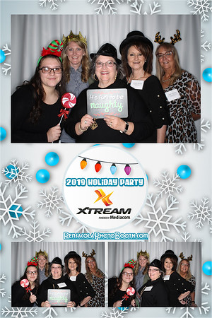 Mediacom Holiday Party 12-14-2019