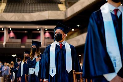 8th Grade Graduation Class of 2025