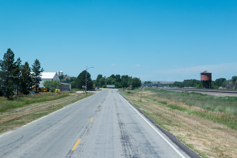 US-20 Eastern Wyoming