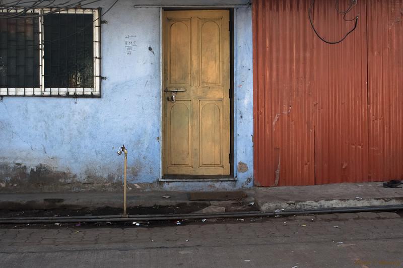 Amber Door