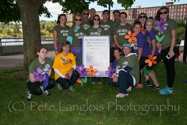 2016 Walk 2 End Alzheimer's