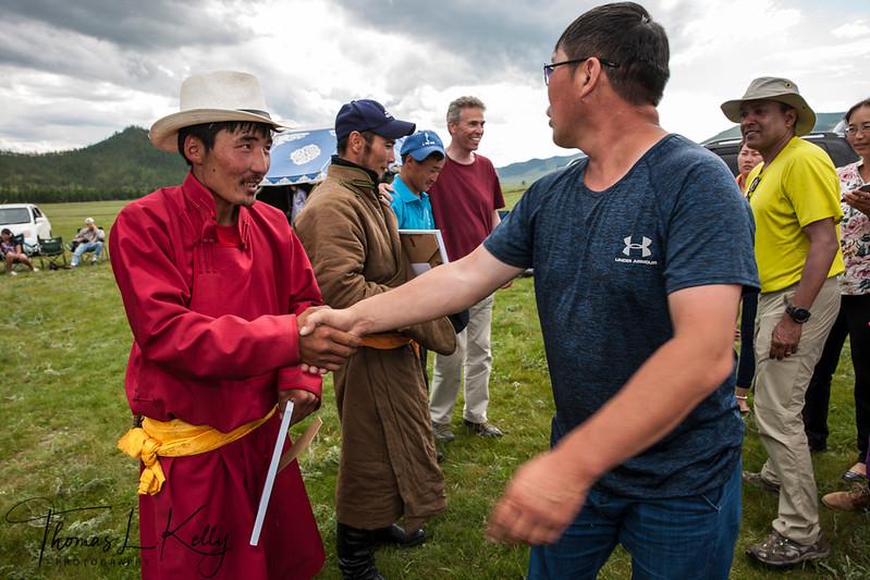 Naadam Festival. Mongolia.