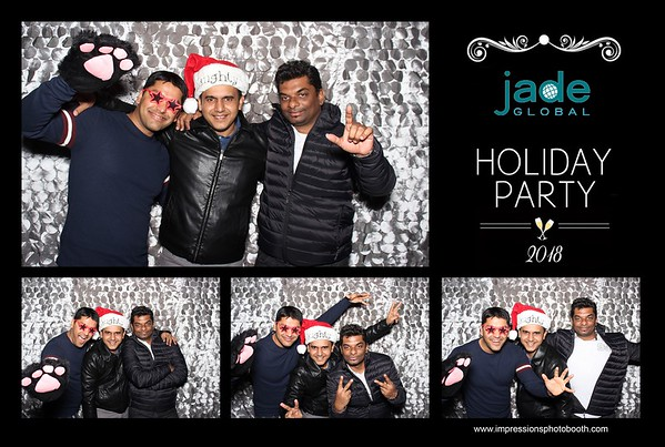 Jade Global Holiday Party 12.07.18