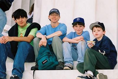 Washington D.C. - November 23, 2003