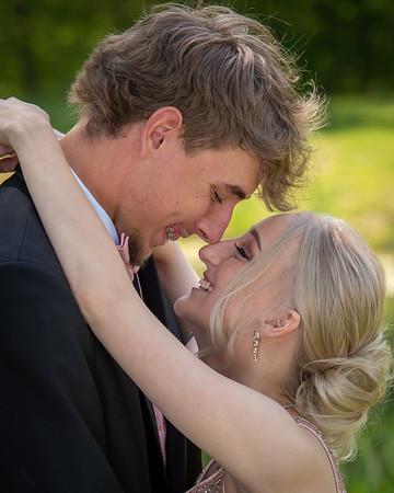 Madisyn & Logan Prom 2021